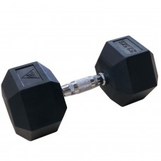 Гантели гексагональные по 22.5 кг DFC DB001-22.5