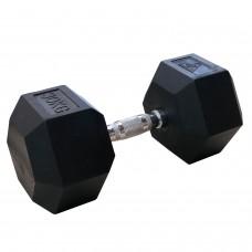 Гантели гексагональные по 30 кг DFC DB001-30
