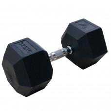 Гантели гексагональные по 32.5 кг DFC DB001-32.5