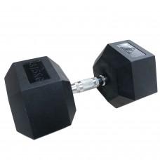 Гантели гексагональные по 37.5 кг DFC DB001-37.5