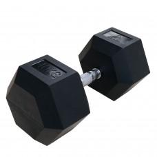 Гантели гексагональные по 40 кг DFC DB001-40