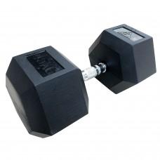Гантели гексагональные по 45 кг DFC DB001-45
