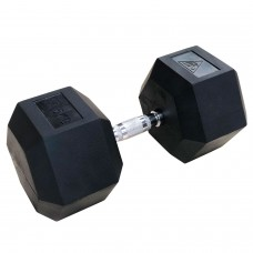 Гантели гексагональные по 47.5 кг DFC DB001-47.5