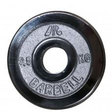 Диск/Блин 0,5 кг DFC/Barbell WP031-26-0.5