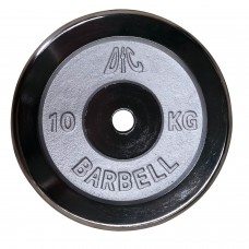 Диск/Блин 10 кг DFC/Barbell WP031-26-10