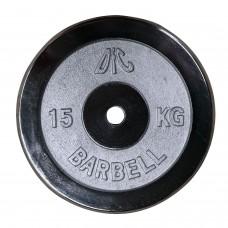 Диск/Блин 15 кг DFC/Barbell WP031-26-15