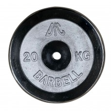 Диск/Блин 20 кг DFC/Barbell WP031-26-20