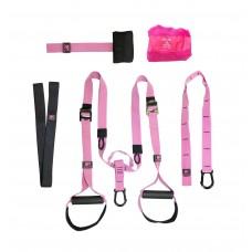 Петли для функционального тренинга Fitness Tools FT-TSG-PINK