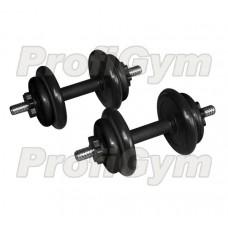 Гантель разборная 10 кг Profigym-Антат ГРРА-10
