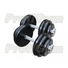 Гантель разборная 15 кг Profigym-Антат ГРРА-15