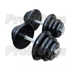 Гантель разборная 45 кг Profigym-Антат ГРРА-45