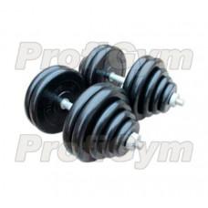 Гантель разборная 60 кг Profigym-Антат ГРРА-60
