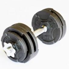 Гантель разборная Рекорд/MironFit 14.5 кг