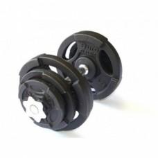Гантель разборная Рекорд/MironFit 27 кг