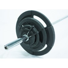 Штанга разборная 100 кг/51 мм Record/MironFit-100